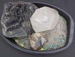 M-07 Mineral, Gems and Rocks 8/13 - 8/18  9:30-12:30  5-7 yrs (members)